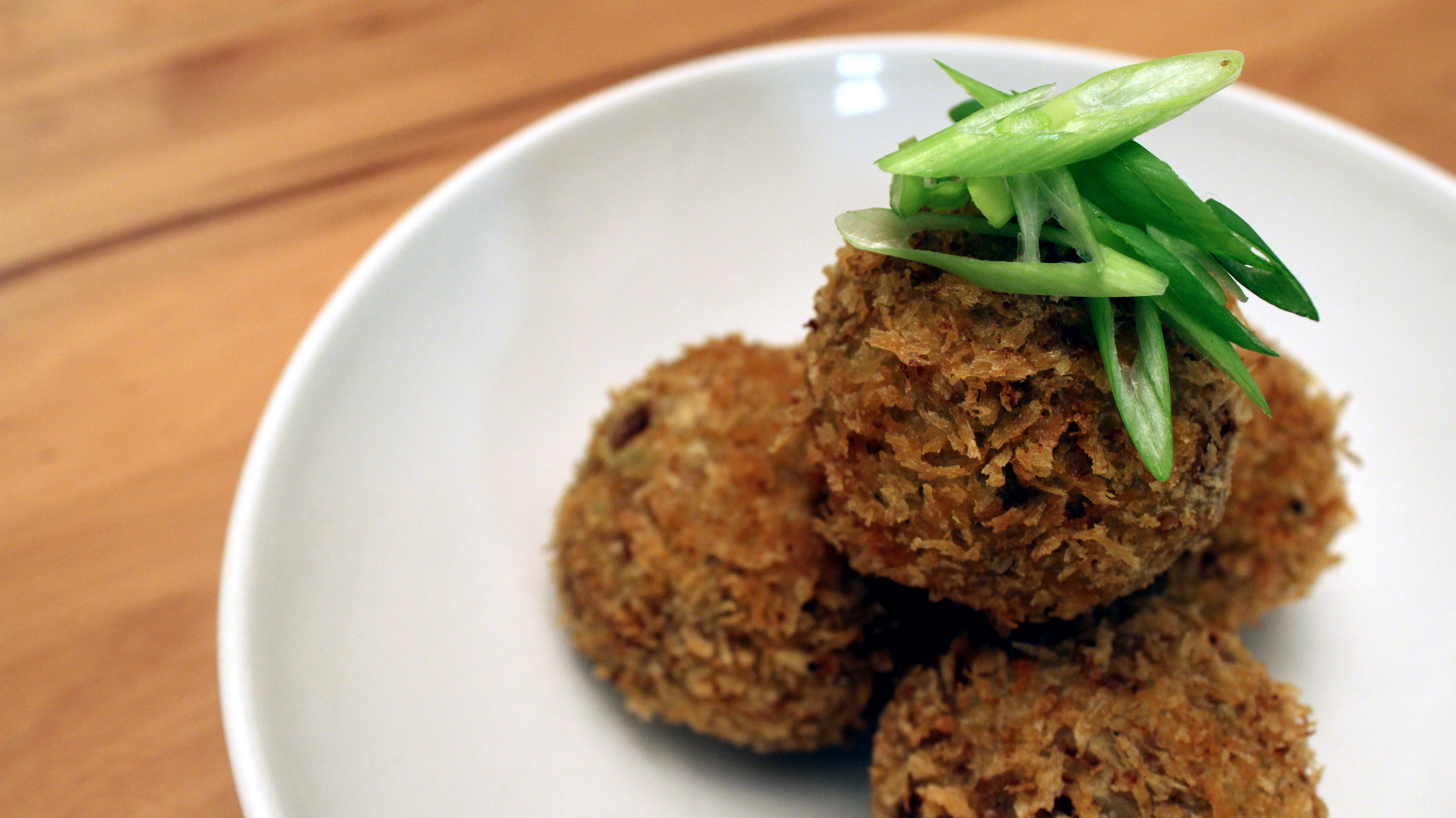 road trip favorites: boudin balls | chef meets girl