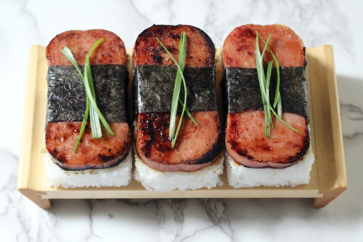 spam musubi: next big food trend?