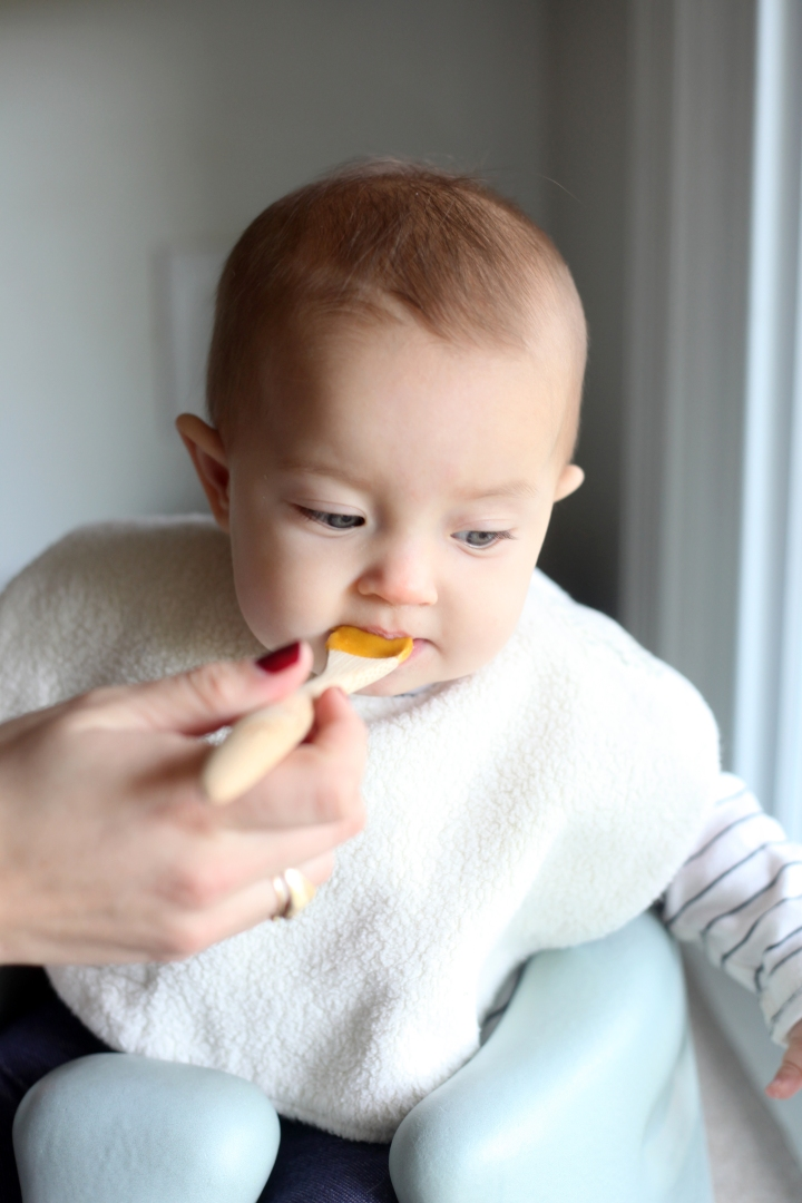 Modern Baby Food And The Flavor Window Chef Meets Girl